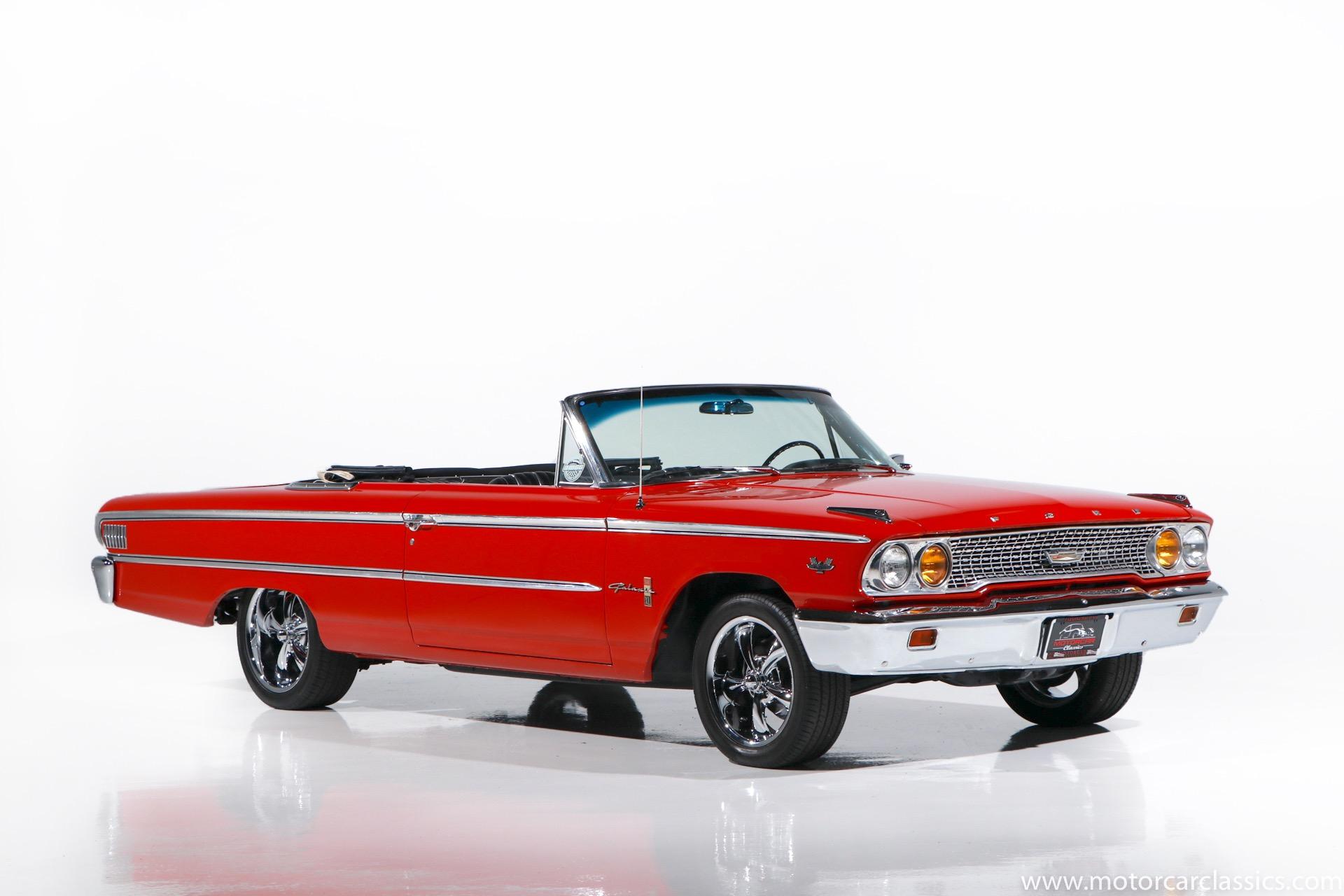 Used 1963 Ford Galaxie 500XL | Farmingdale, NY