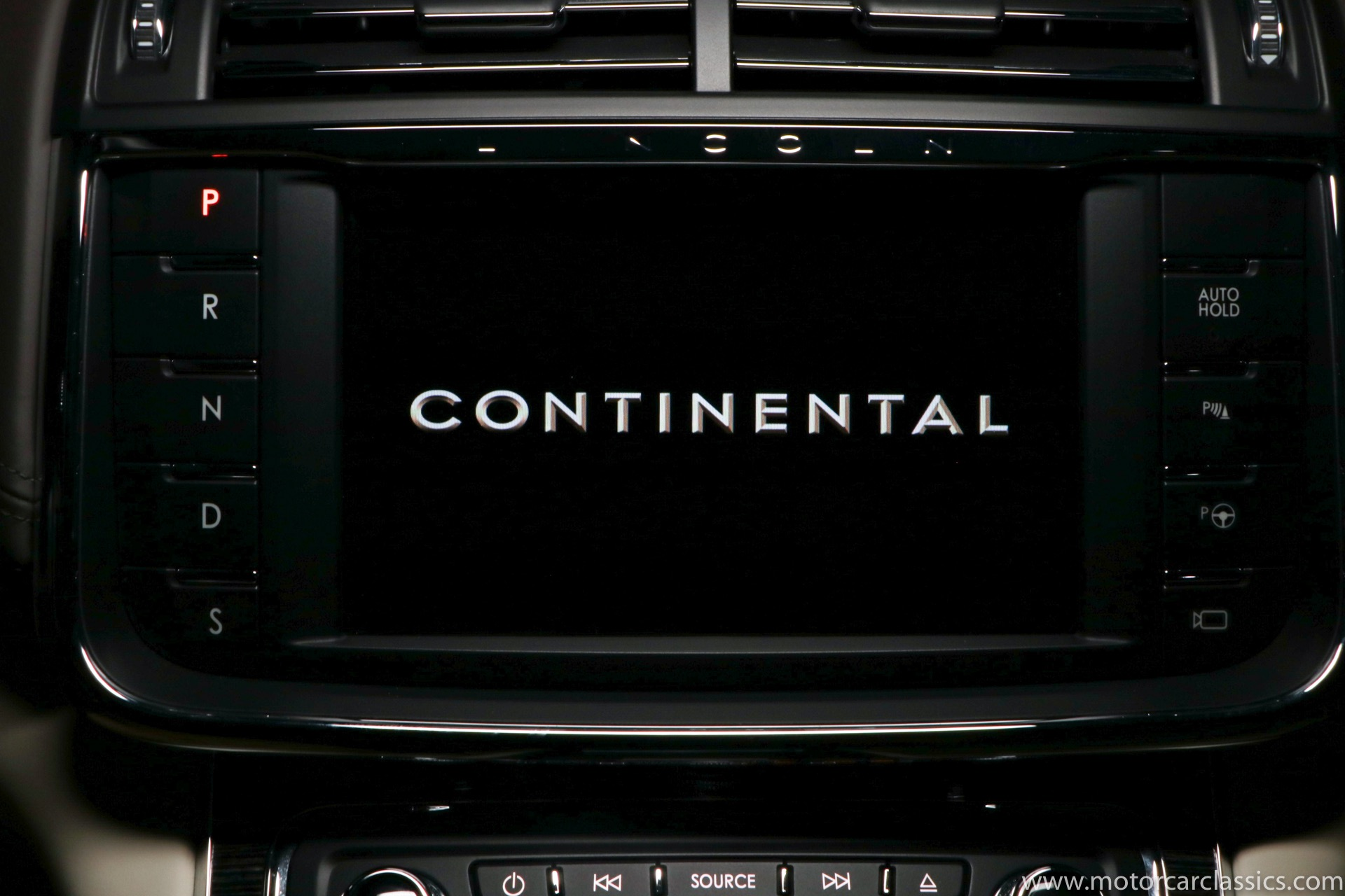 2019 Lincoln Continental Black Label