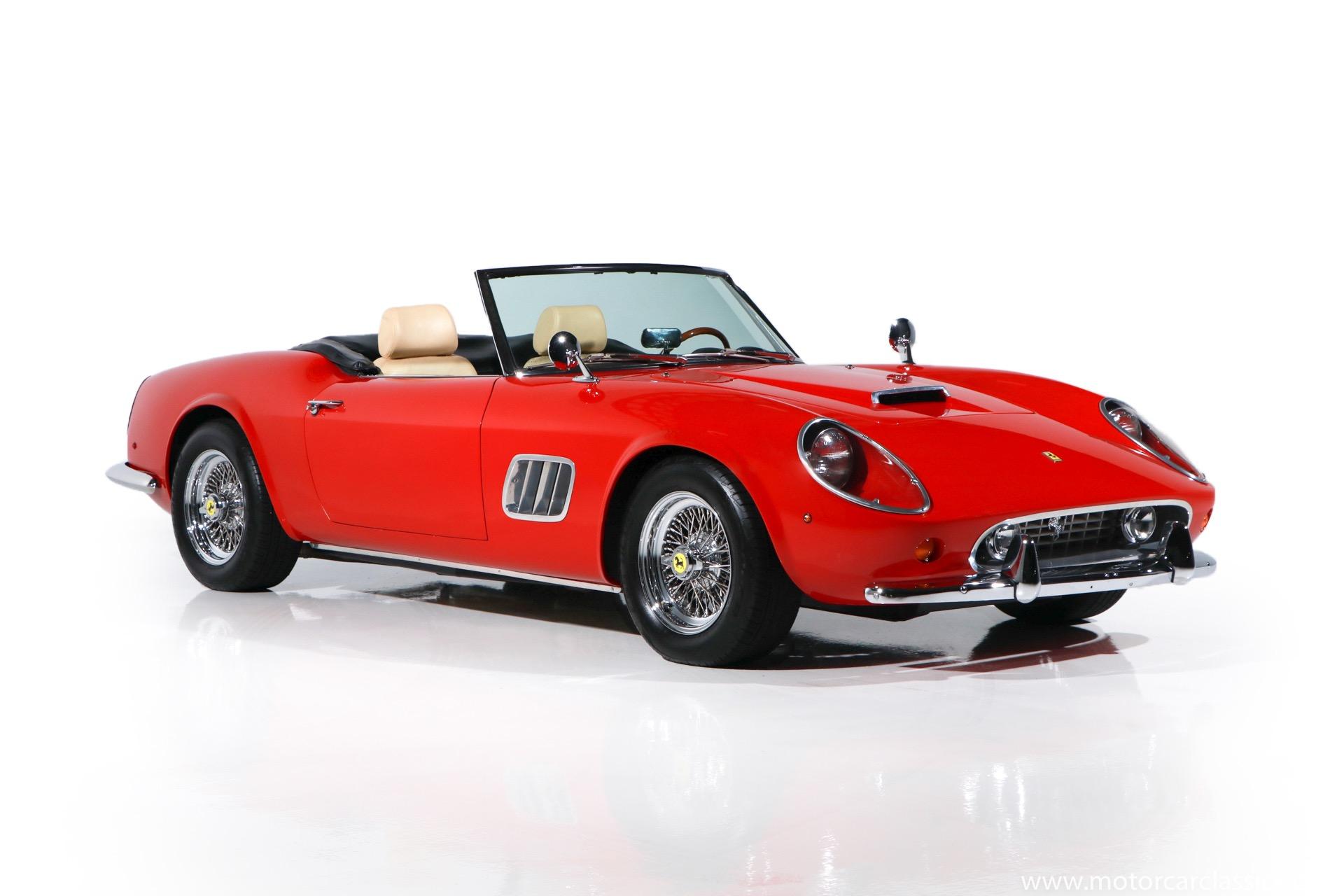 Used 1961 Ferrari 250 GT SWB California | Farmingdale, NY