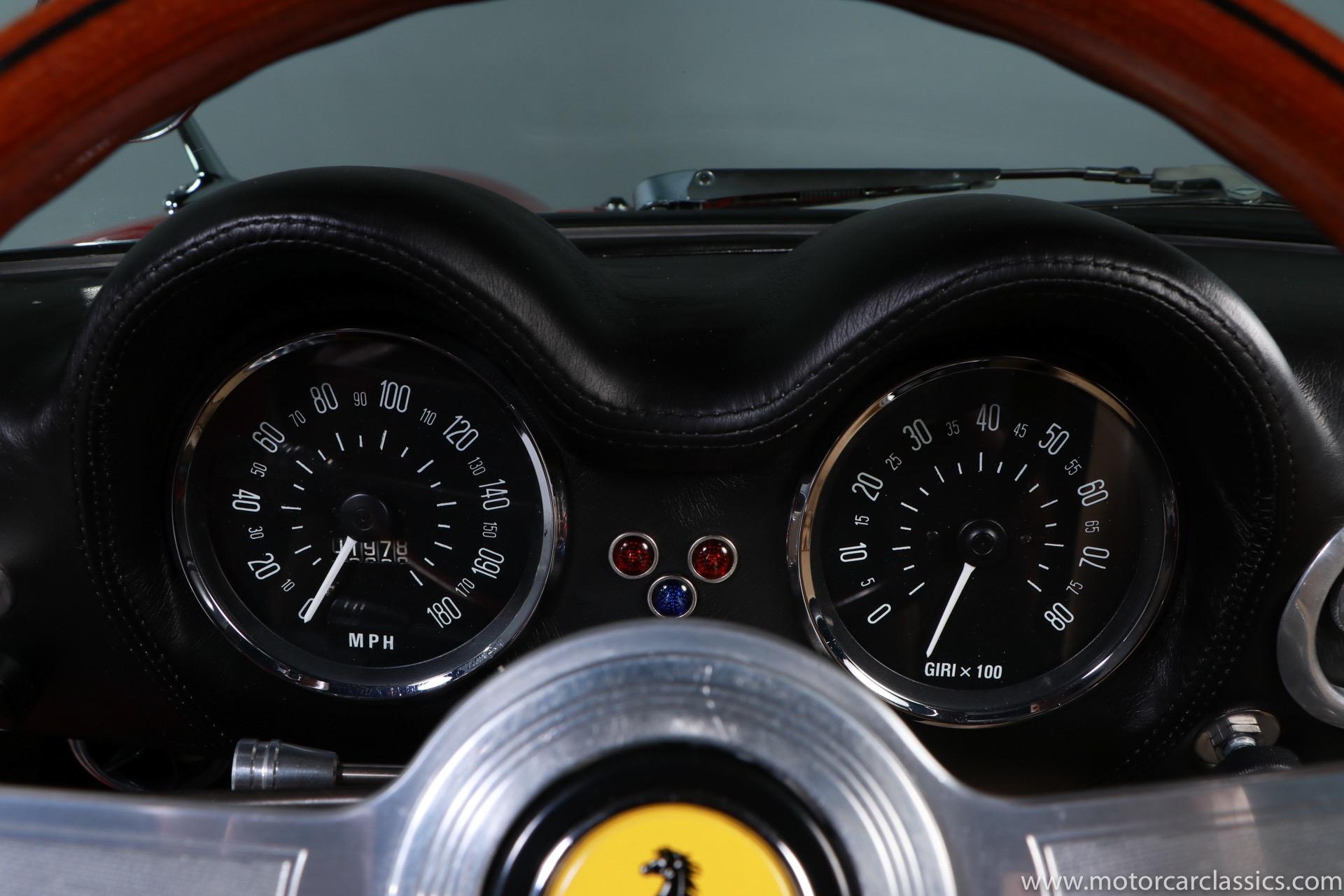 1961 Ferrari 250 GT SWB California