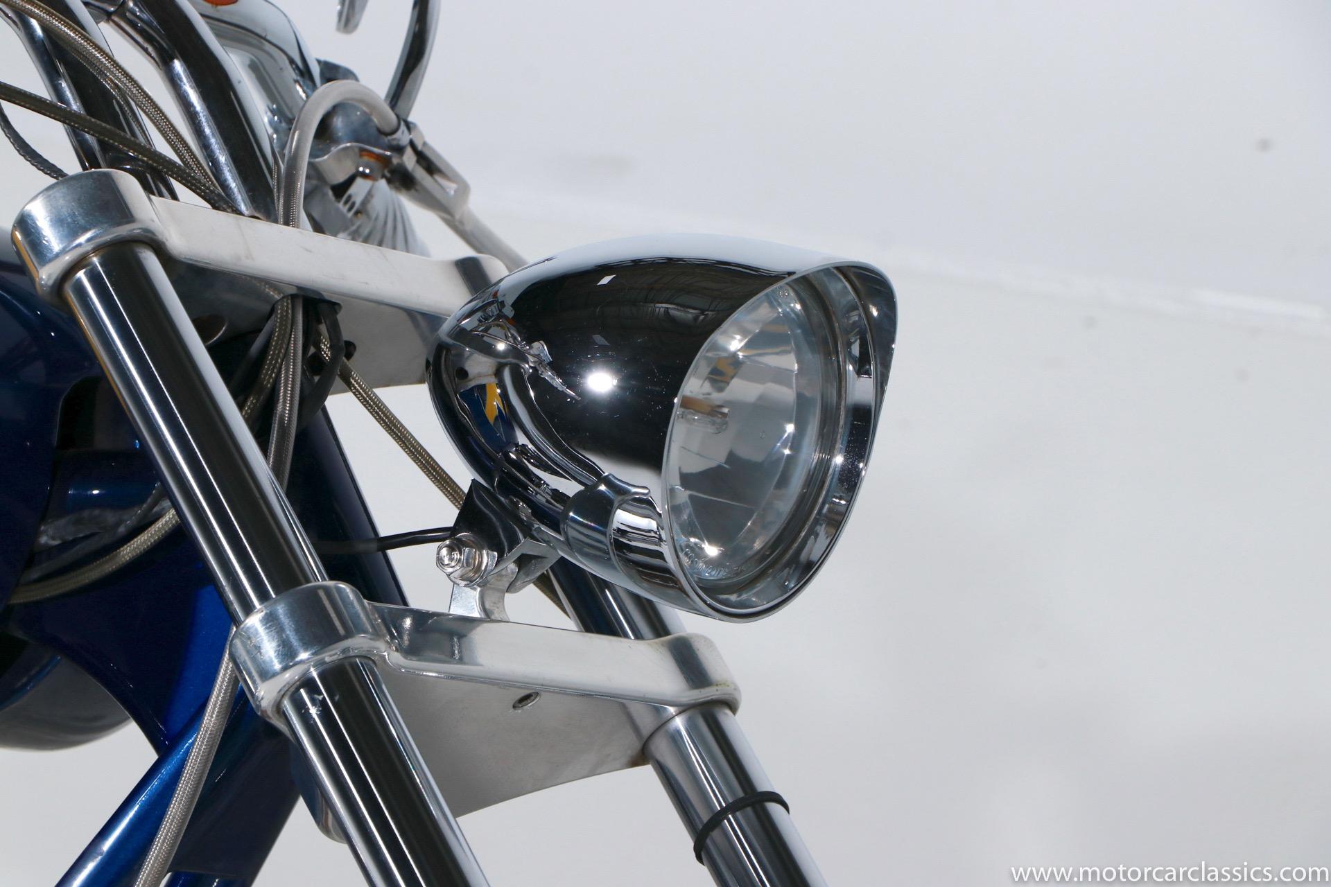 2004 Harley-Davidson Custom