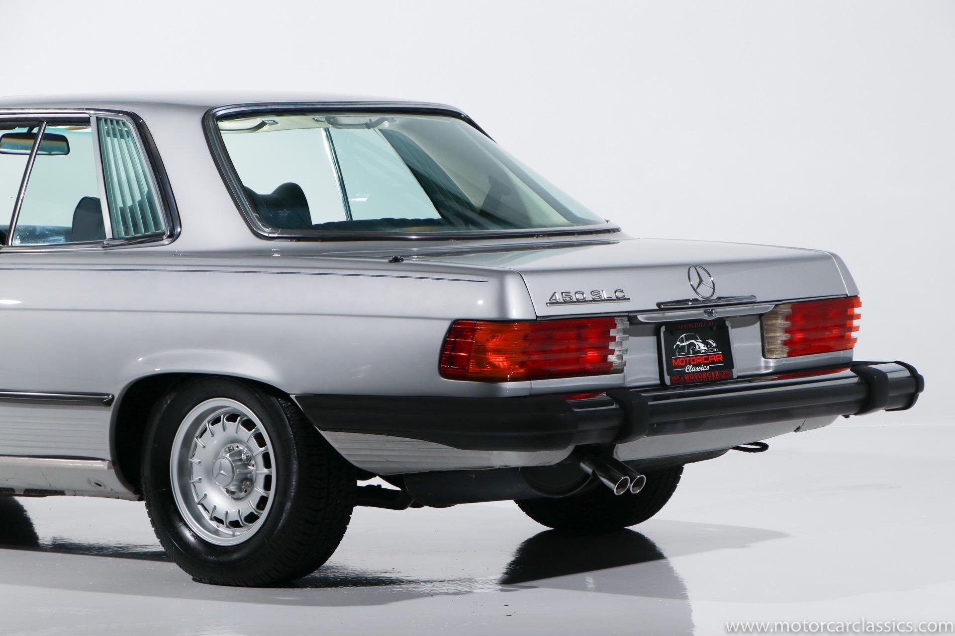 1975 Mercedes-Benz 450SLC