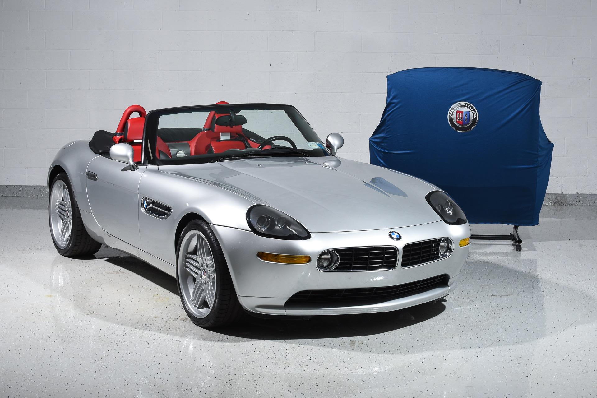 Used 2003 Bmw Z8 Alpina Alpina For Sale 264 900