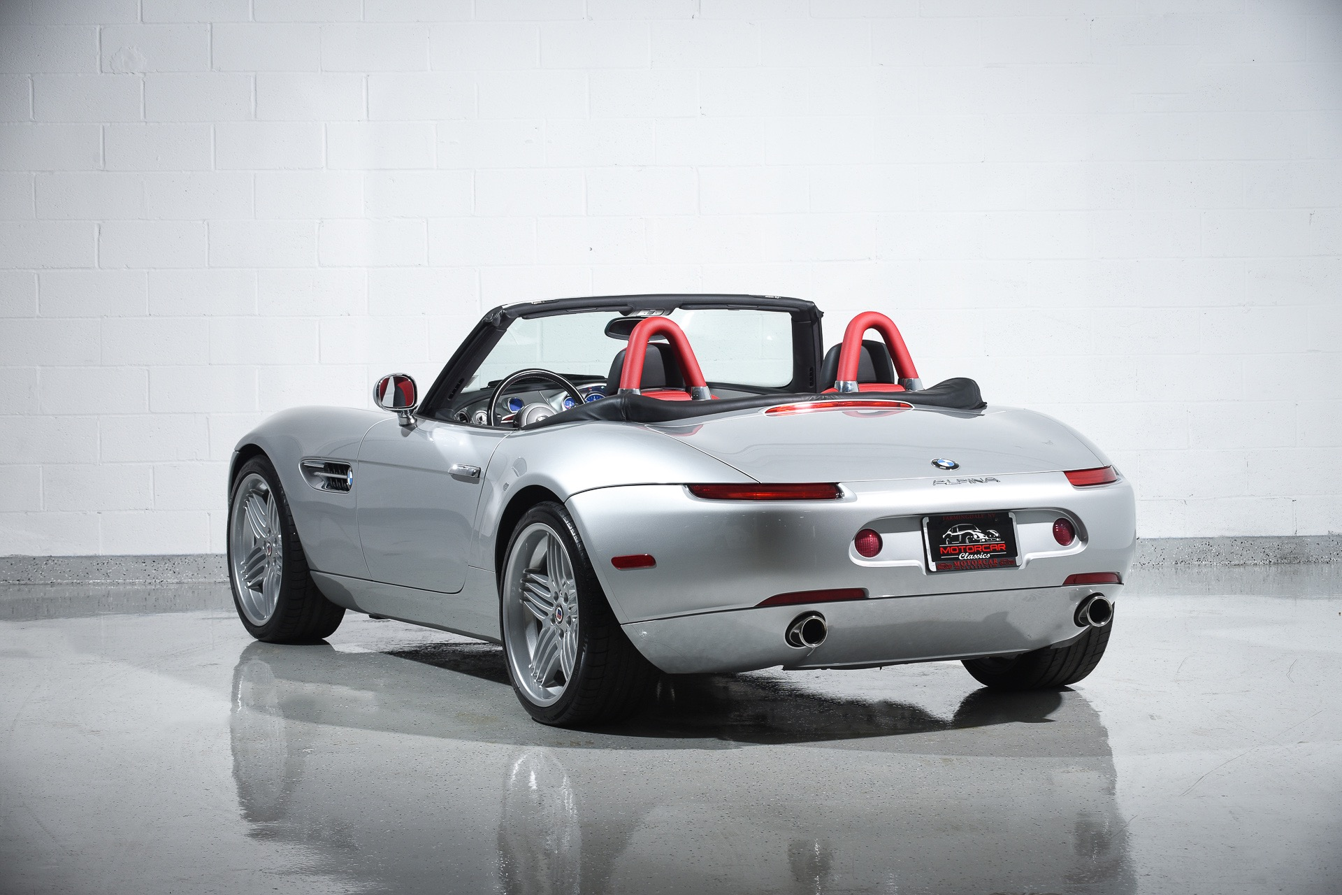 2003 Bmw Z8 Alpina Alpina Motorcar Classics Exotic And