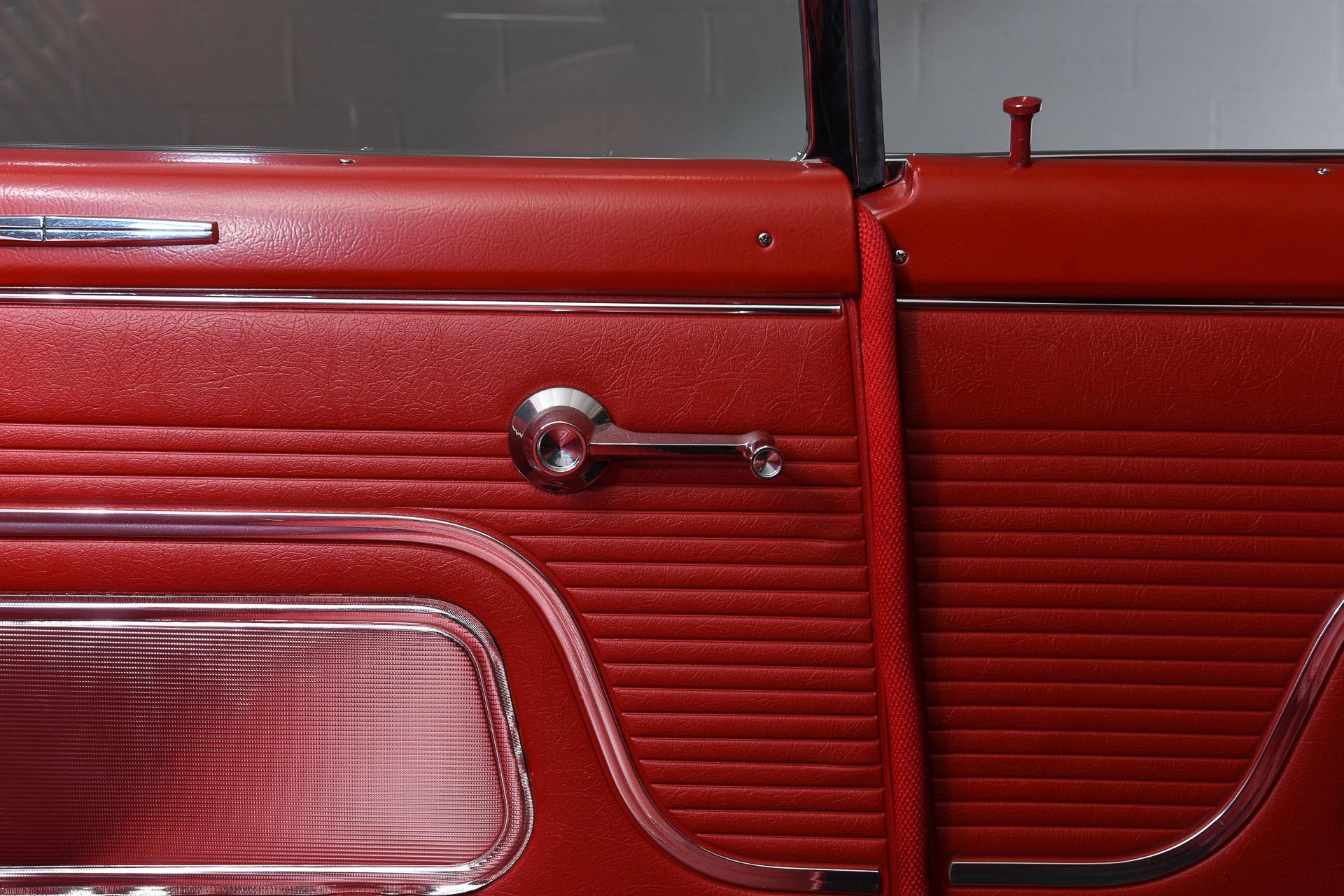 1963 Ford Galaxie 500 Lightweight