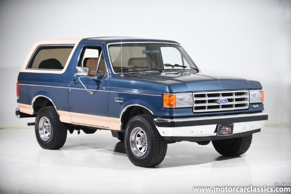 Used 1987 Ford Bronco Eddie Bauer-Farmingdale, NY